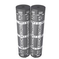 Рулонная кровля Технониколь Биполь XL ТКП 1x10 м сланец серый