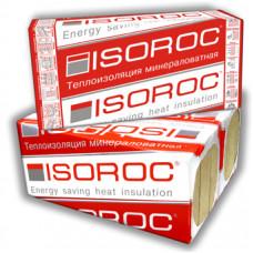 Минеральная вата Isoroc Изолайт Люкс 1000*600*100
