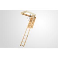 Деревянные чердачные лестницы для дома